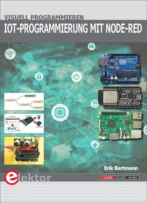 IoT-Programmierung mit Node-RED als Buch von Er...