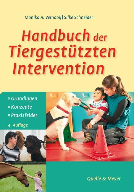 Handbuch der Tiergestützten Intervention als Buch