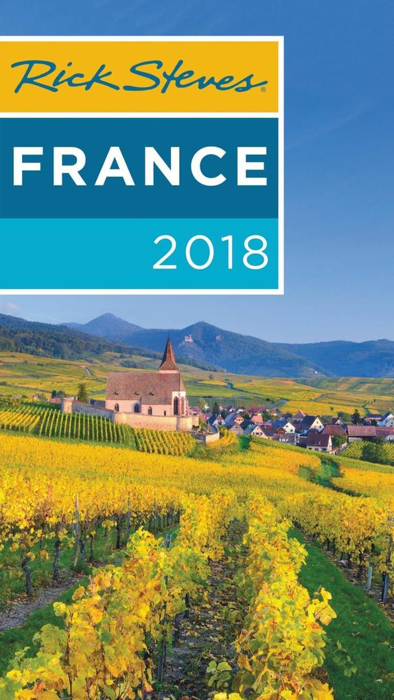 Rick Steves France 2018 als eBook Download von ...