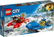 LEGO® City 60176 - Gebirgspolizei Flucht durch die Stromschnellen