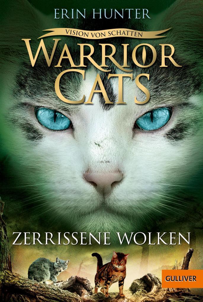 Warrior Cats - Vision von Schatten. Zerrissene Wolken als eBook