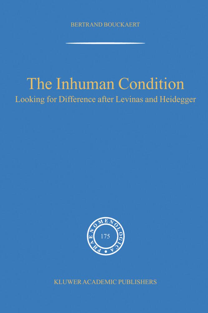 The Inhuman Condition als Buch