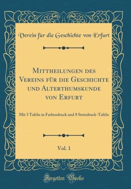Mittheilungen des Vereins für die Geschichte un...