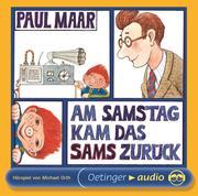 Am Samstag kam das Sams zurück. CD