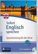 Sofort Englisch sprechen - Audio-CD mit Begleitbuch