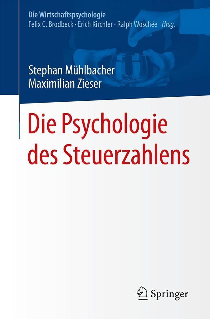 Die Psychologie des Steuerzahlens als eBook Dow...