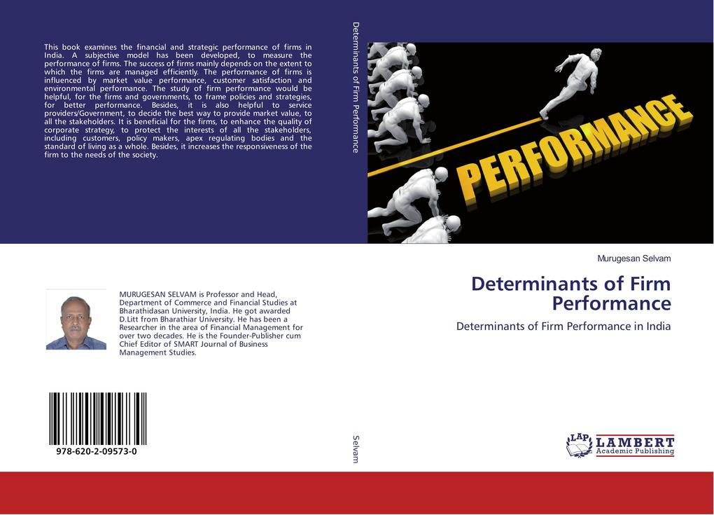 Determinants of Firm Performance als Buch von M...