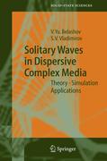 Solitary Waves in Dispersive Complex Media