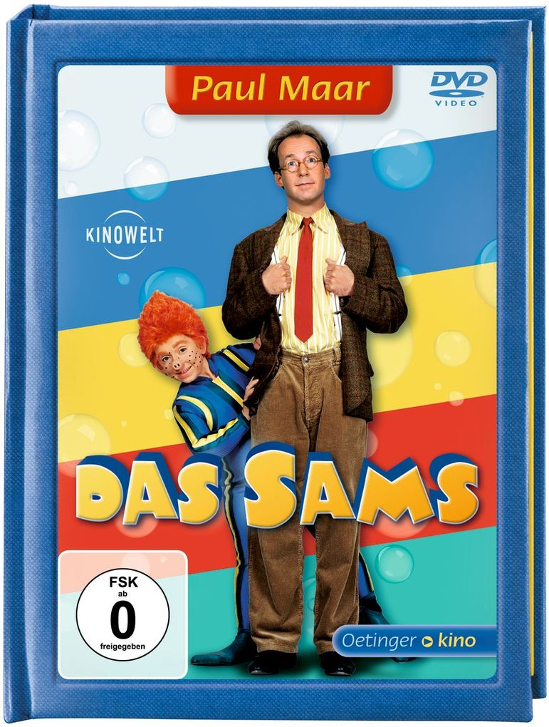 Das Sams als DVD