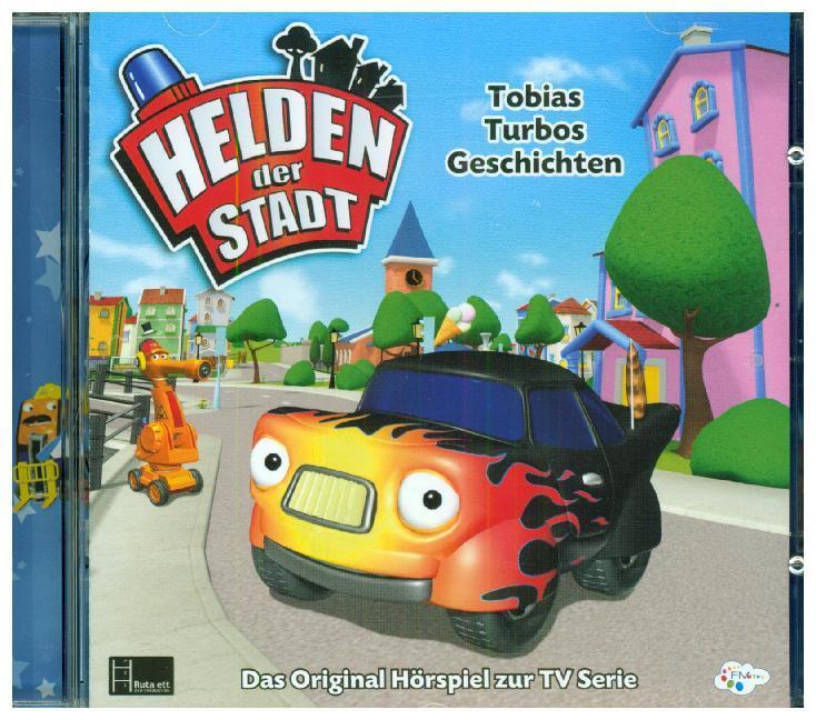 Helden der Stadt - Tobias Turbos Geschichten, 1...