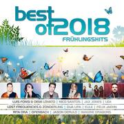 Best Of 2018 - Frühlingshits, 2 Audio-CDs