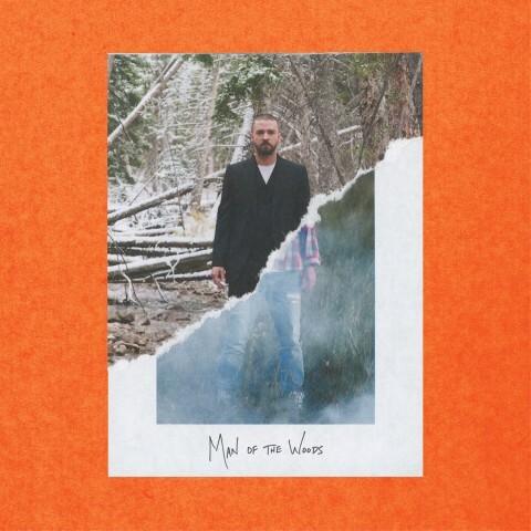 Man of the Woods als CD