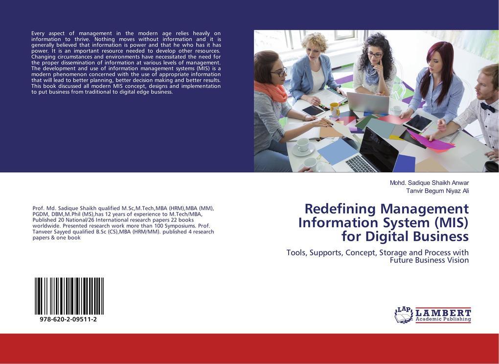 Redefining Management Information System (MIS) ...