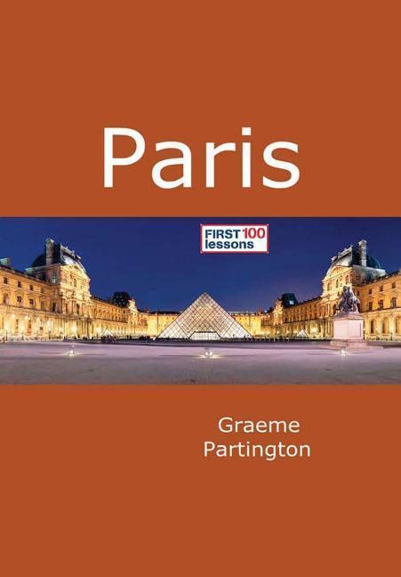 Paris als Buch von Graeme Partington