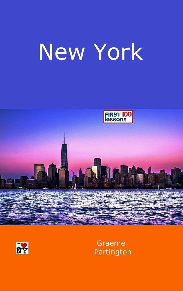 New York als Buch von Graeme Partington