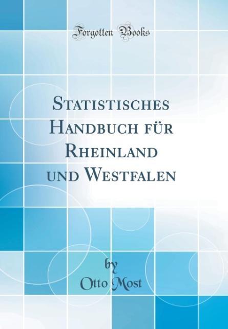 Statistisches Handbuch für Rheinland und Westfa...
