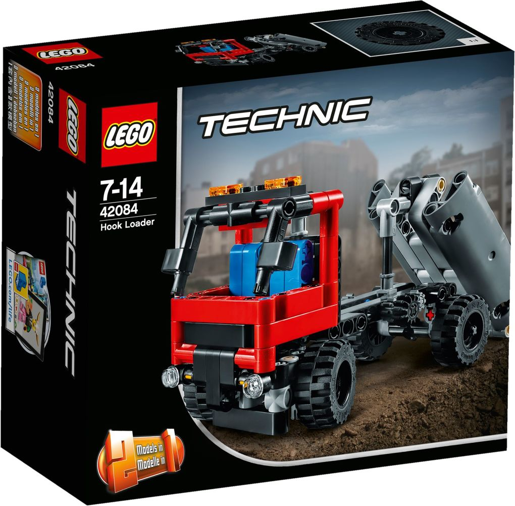 LEGO® Technic - 42084 Absetzkipper als Spielwaren
