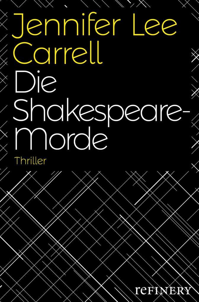 Die Shakespeare-Morde als eBook