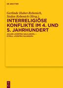 Interreligiöse Konflikte im 4. und 5. Jahrhundert