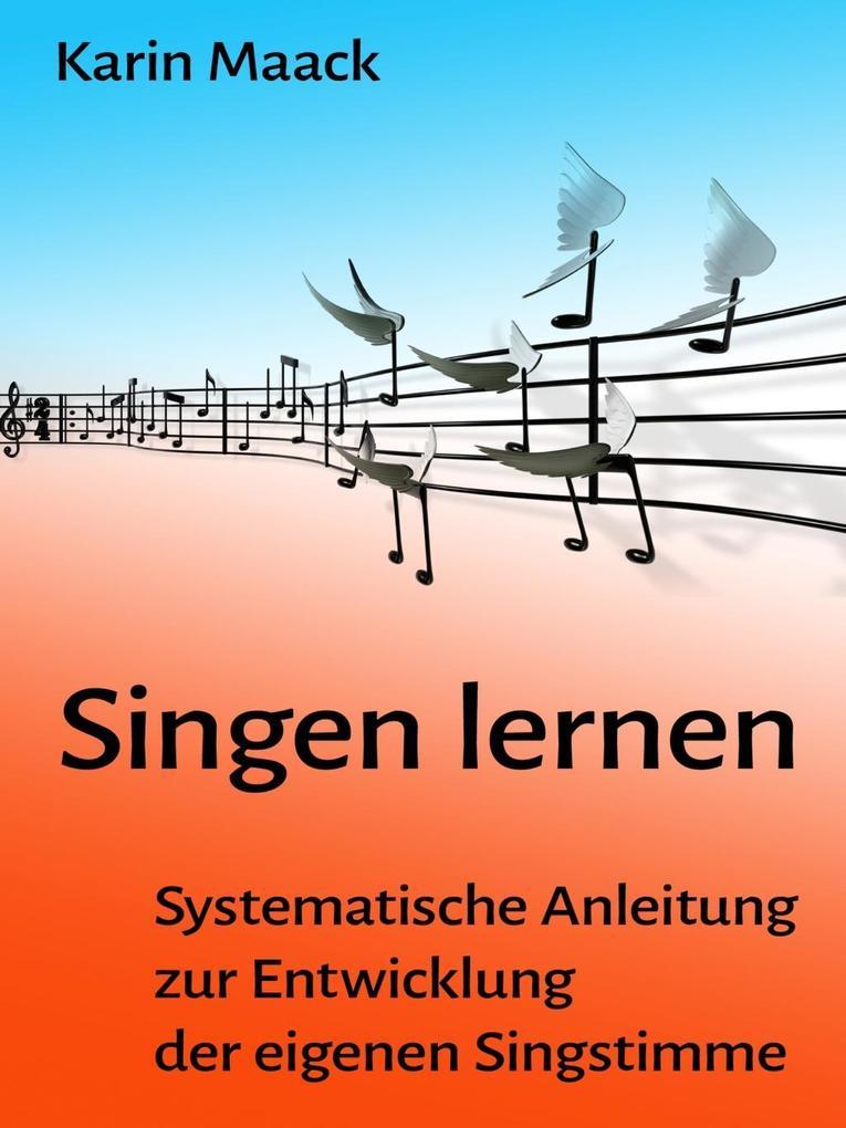 Singen lernen als eBook