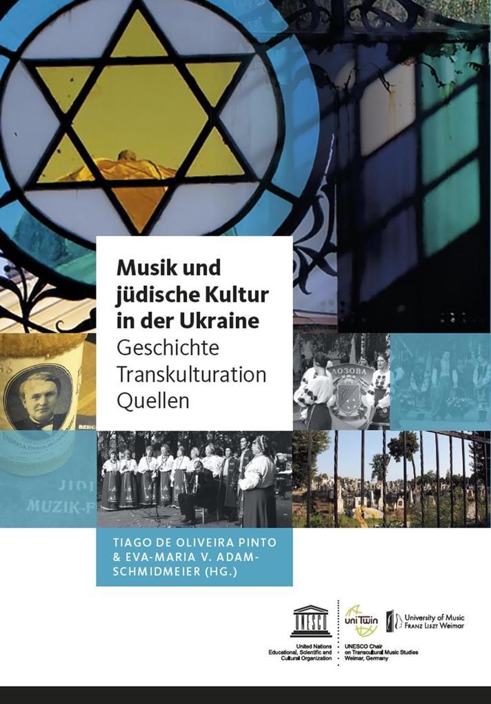 Musik und jüdische Kultur in der Ukraine als Ta...