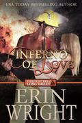 Inferno of Love - A Western Fireman Romance Novel (Firefighters of Long Valley, #2)