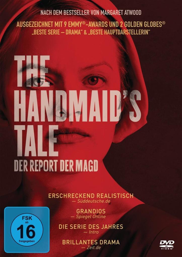 The Handmaid's Tale als DVD