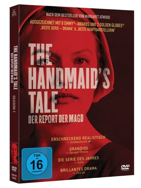 The Handmaid's Tale als DVD