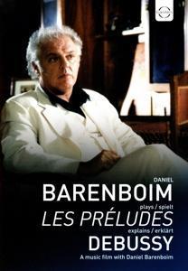 Daniel Barenboim spielt & erklärt Debussy
