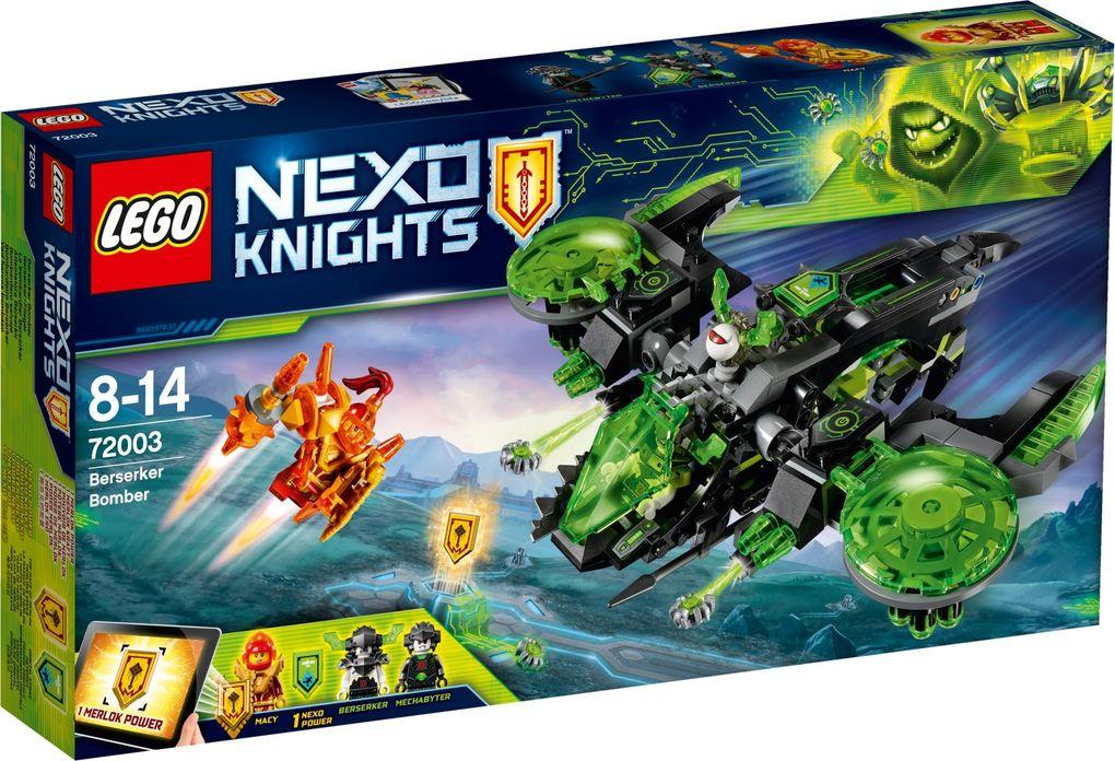 LEGO® Nexo Knights - 72003 Berserker-Flieger als Spielwaren