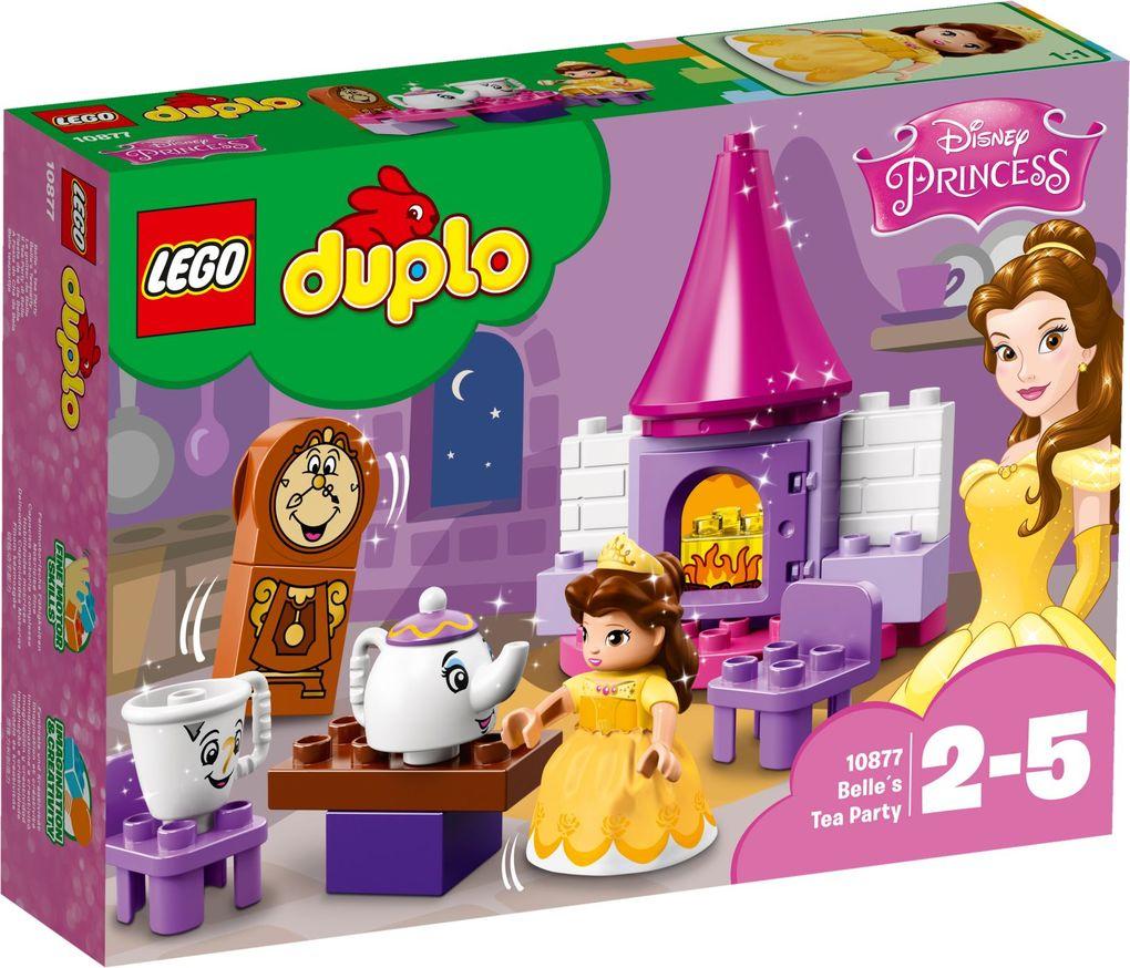 LEGO® DUPLO® 10877 - Disney Belle\'s Teeparty (Spielwaren)