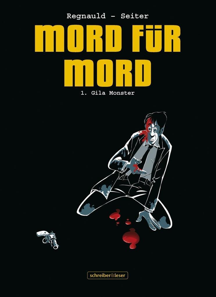 Mord für Mord als Buch von Roger Seiter