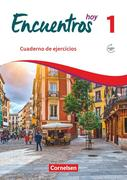 Encuentros Hoy Band 1 - Cuaderno de ejercicios mit Audios online