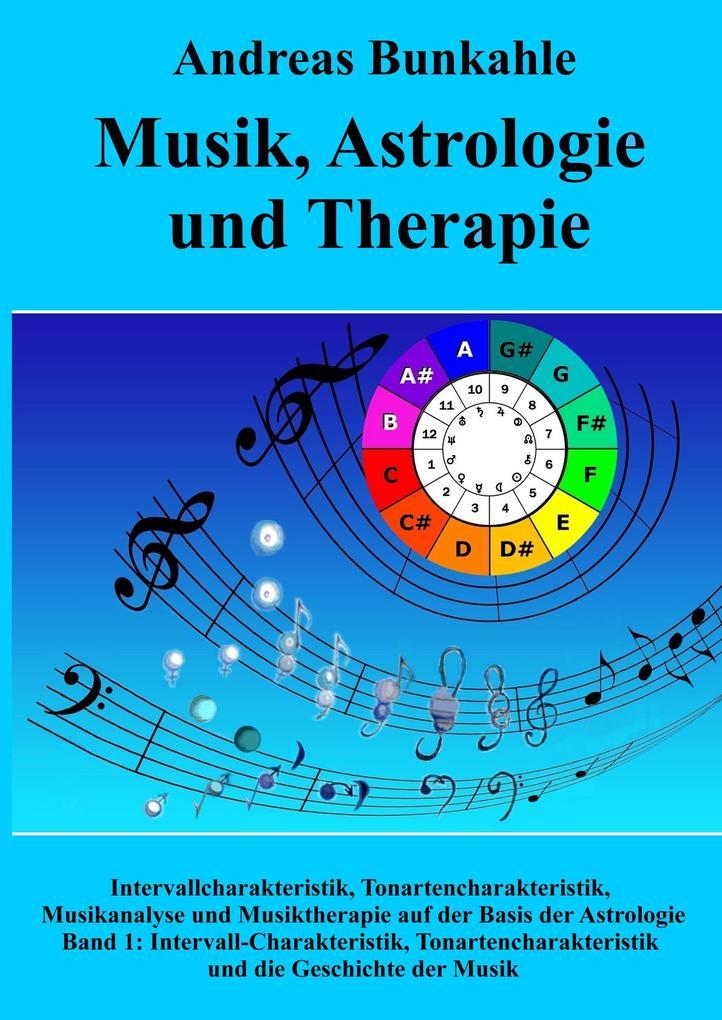 Musik, Astrologie und Therapie als Buch von And...