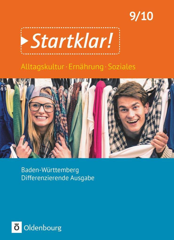 Startklar! - 9./10. Schuljahr- Differenzierende Ausgabe Baden-Württemberg - Schülerbuch als Buch