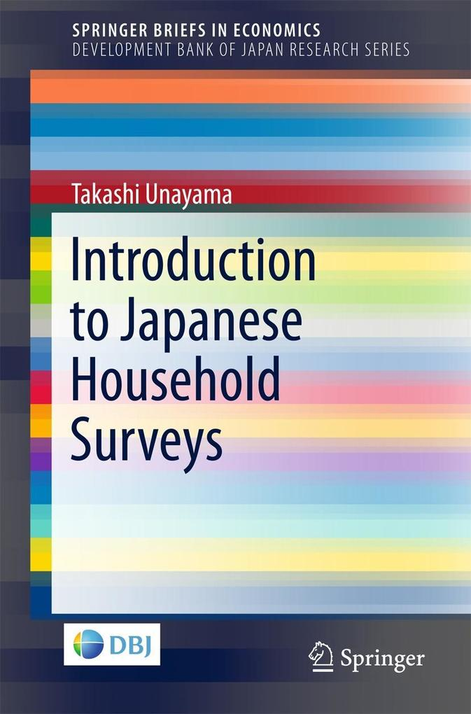 Introduction to Japanese Household Surveys als ...