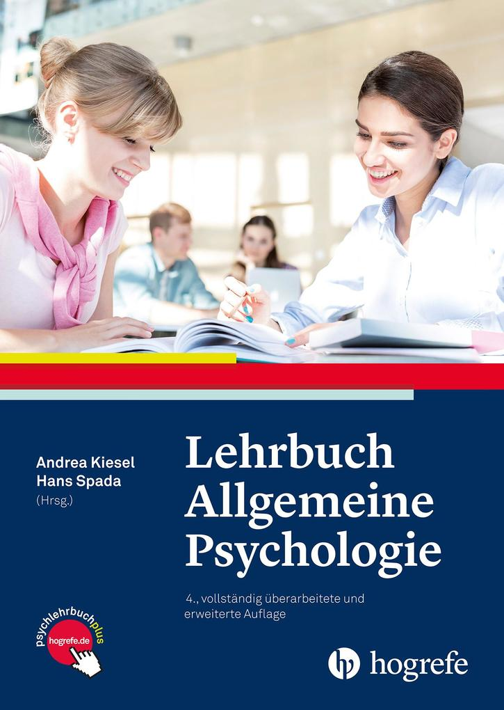 Lehrbuch Allgemeine Psychologie als eBook Downl...
