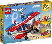 LEGO® Creator 31076 - Tollkühner Flieger, Bauspielzeug, Flugzeug