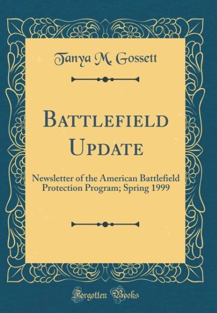 Battlefield Update als Buch von Tanya M. Gossett