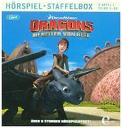 Dragons - Die Reiter von Berk. Staffelbox 1
