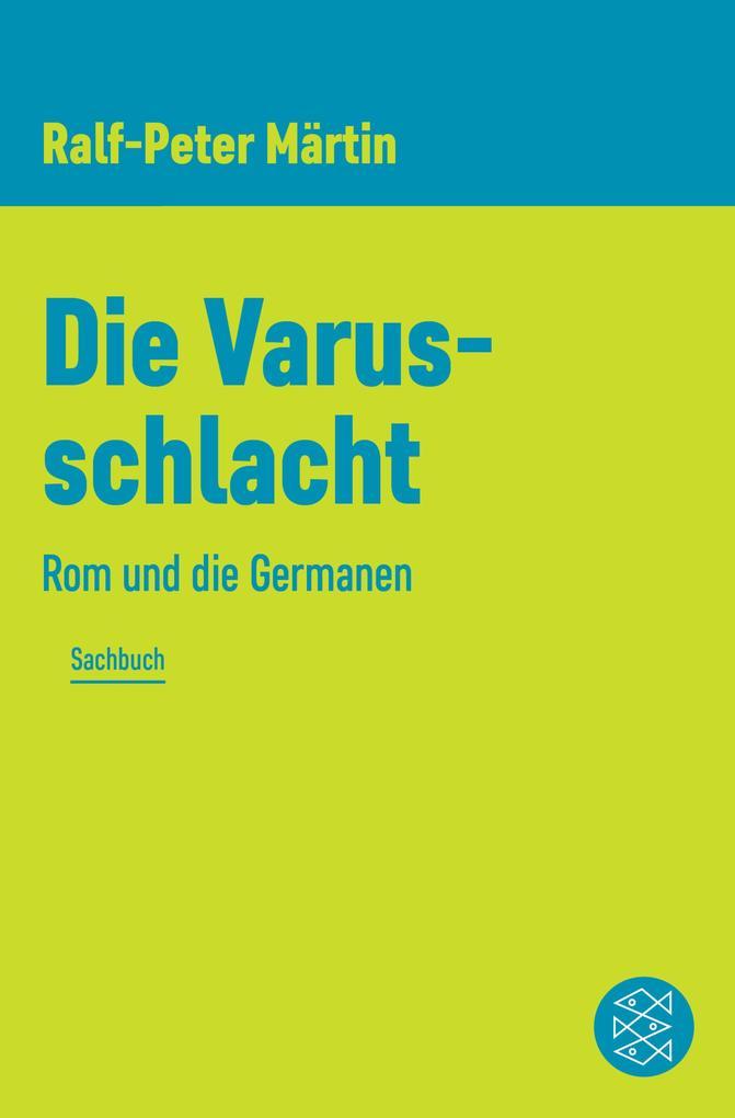 Die Varusschlacht als eBook Download von Ralf-P...