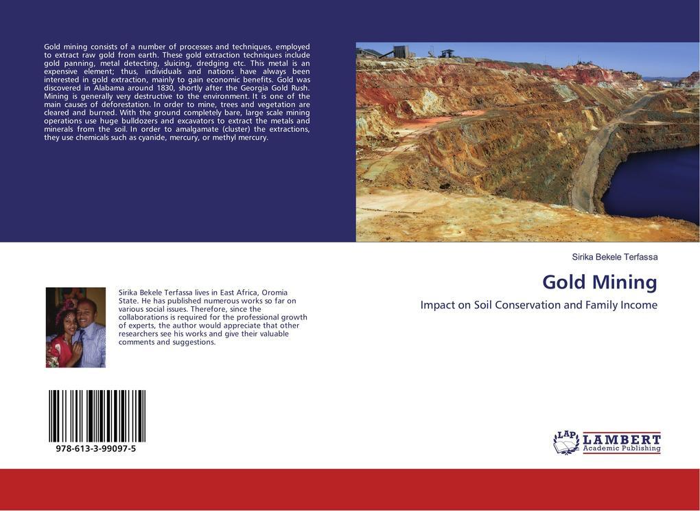 Gold Mining als Buch von Sirika Bekele Terfassa