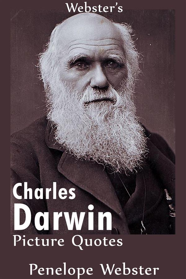 Webster´s Charles Darwin Picture Quotes als eBo...