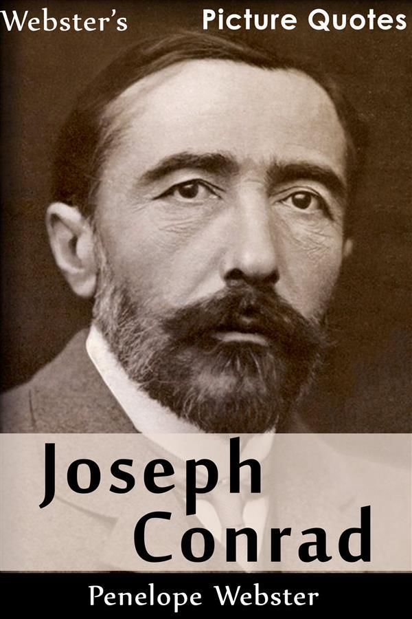 Webster´s Joseph Conrad Picture Quotes als eBoo...