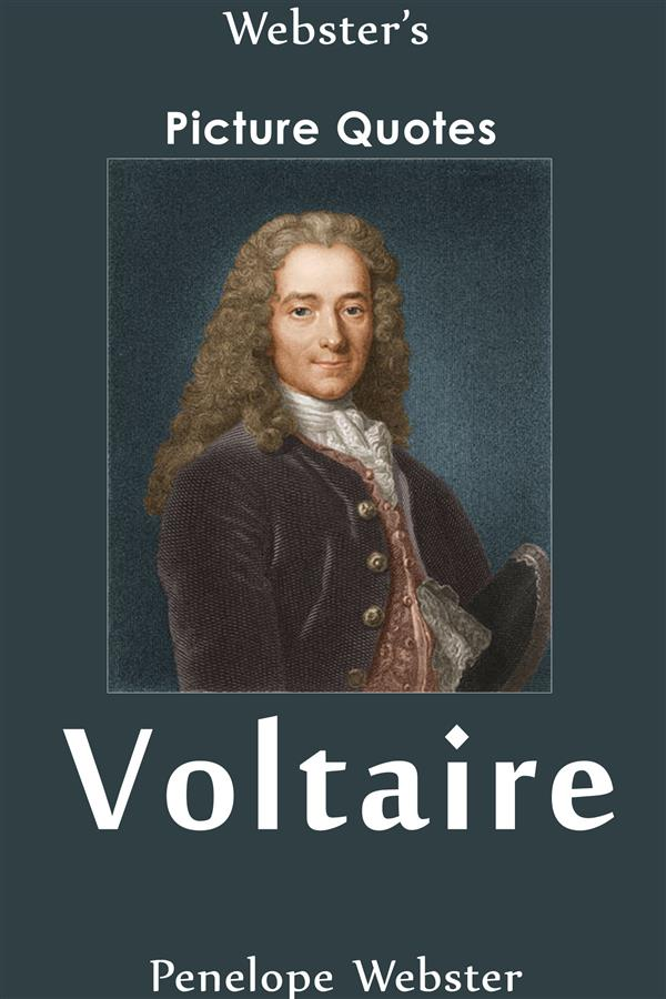Webster´s Voltaire Picture Quotes als eBook Dow...