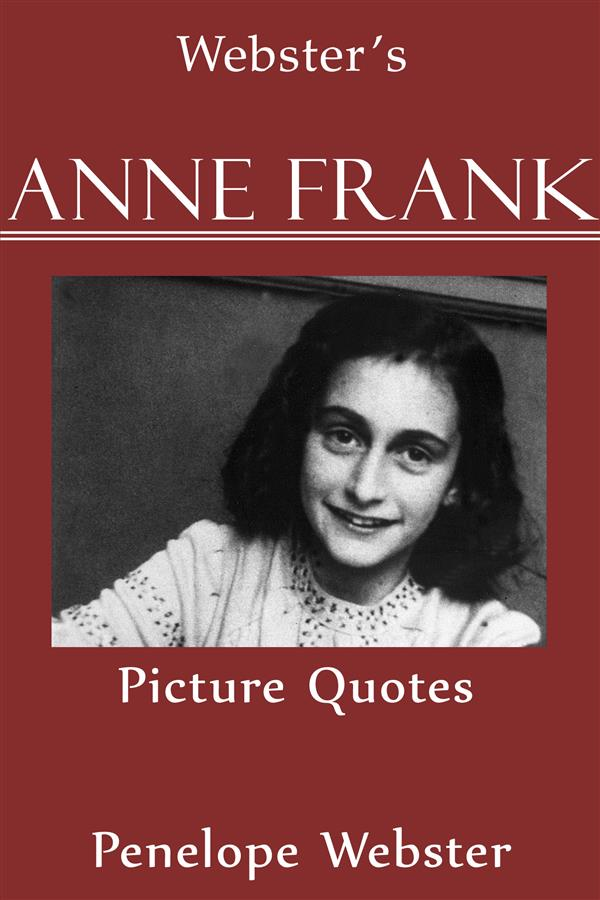 Webster´s Anne Frank Picture Quotes als eBook D...