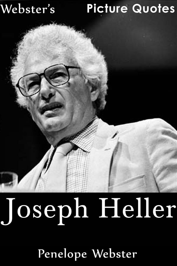 Webster´s Joseph Heller Picture Quotes als eBoo...