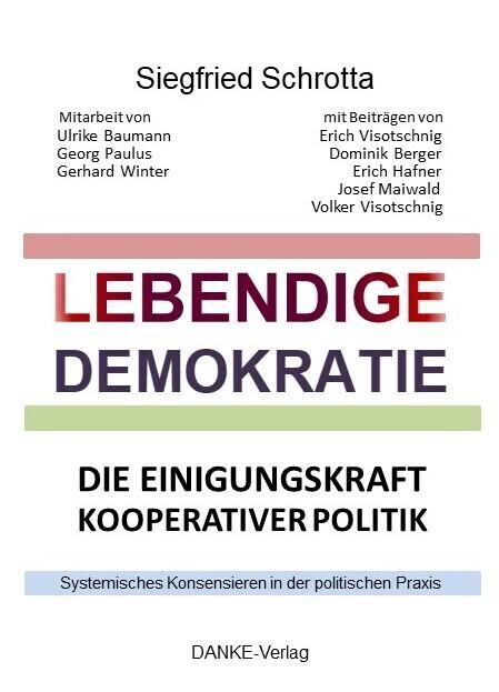 LEBENDIGE DEMOKRATIE als Taschenbuch