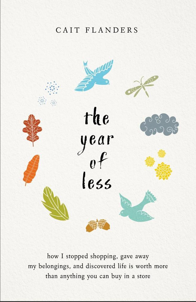 The Year of Less als eBook Download von Cait Fl...