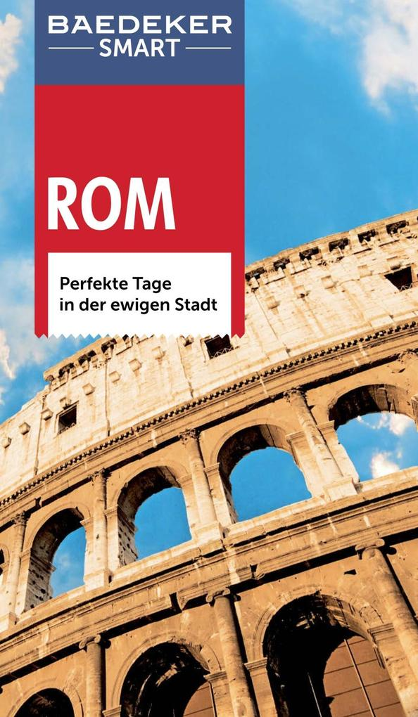 Baedeker SMART Reiseführer Rom als eBook